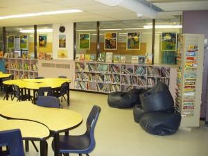 Photo de bibliothèque