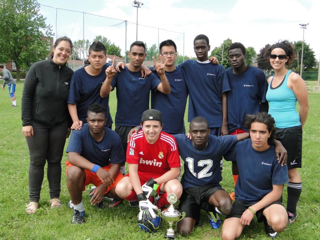 Champion 2014 soccer