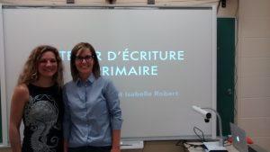 Ateliers d'écriture - Laurent-Benoît